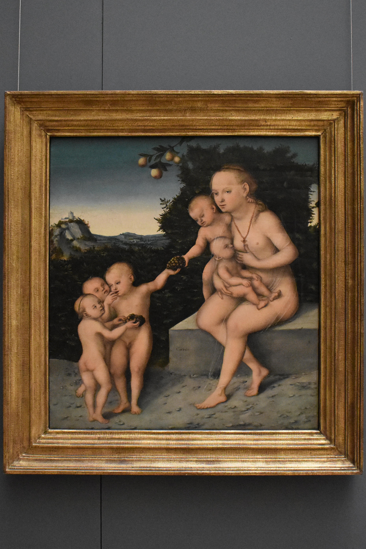 Обои картина, Ян Брейгель младший, Пейзаж, Вид на Шельду близ Антверпена, лодка. Разное foto 11
